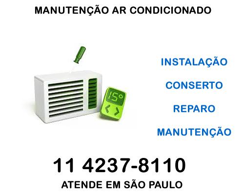 manutencao ar-condicionado